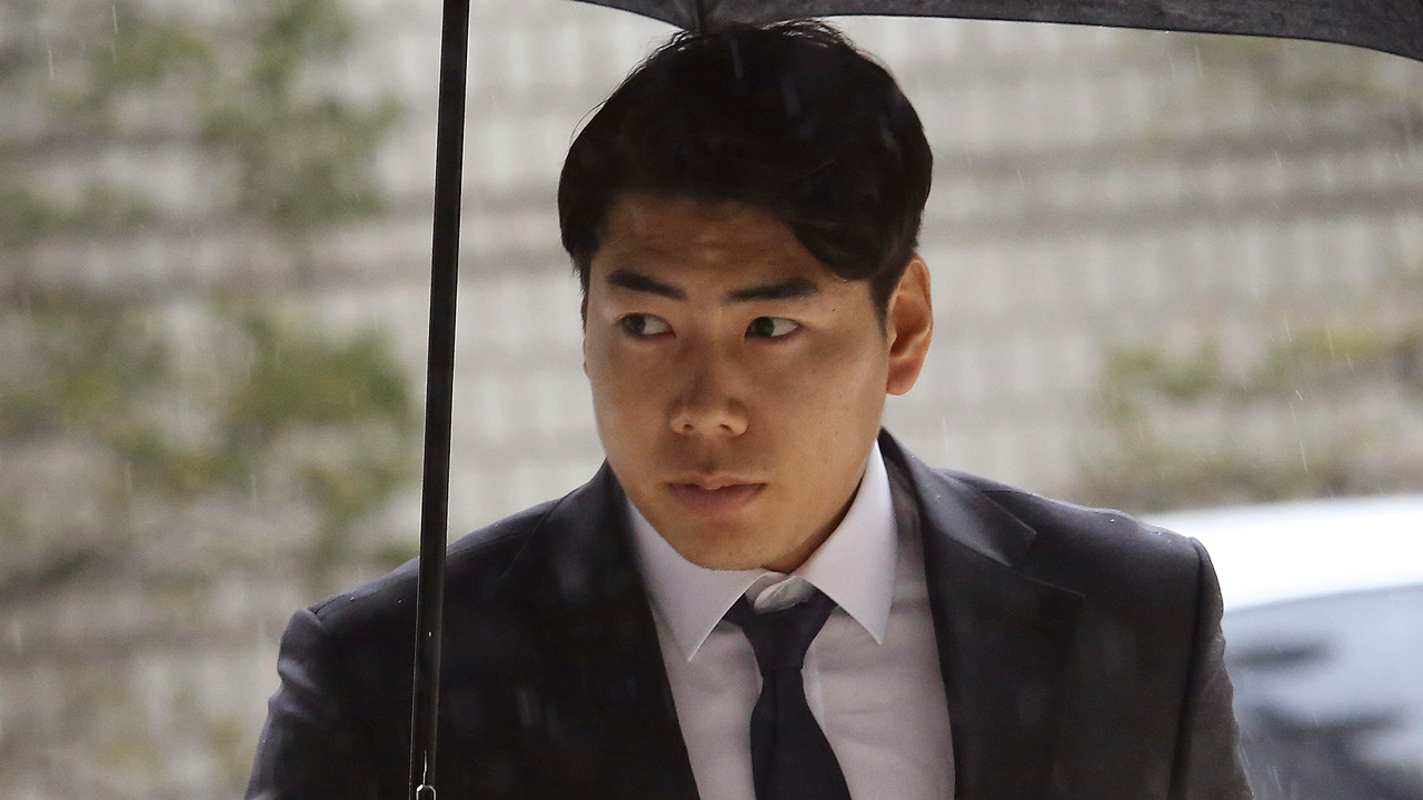 Kang reportedly loses appeal of DUI sentence